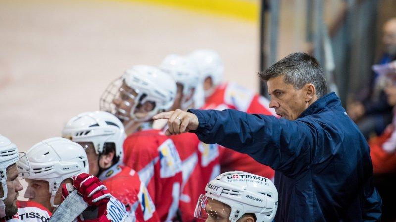 L'entraîneur neuchâtelois Marc Gaudreault a de quoi être satisfait de ses hommes.