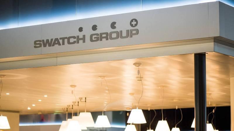 L'action Swatch Group, signe de pessimisme pour 2019
