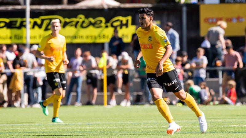 Le Neuchâtelois rejoindra l'actuel 8e de Challenge League.