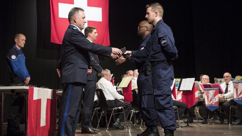 19 aspirants policiers neuchâtelois ont débuté leur formation