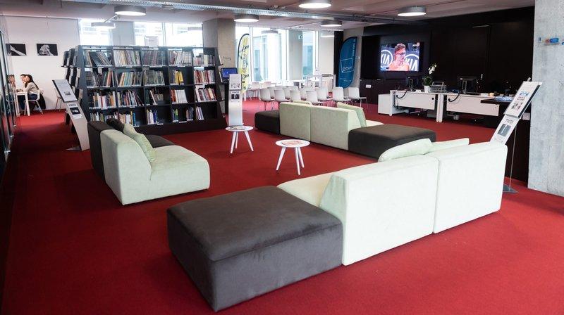 Neuchâtel: le CPLN innove avec un espace dédié aux nouvelles technologies