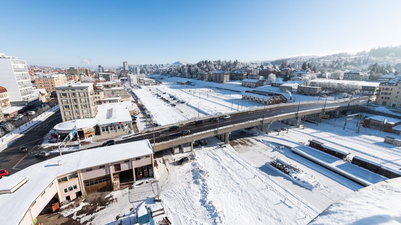 73,8millions de francs pour les routes neuchâteloises