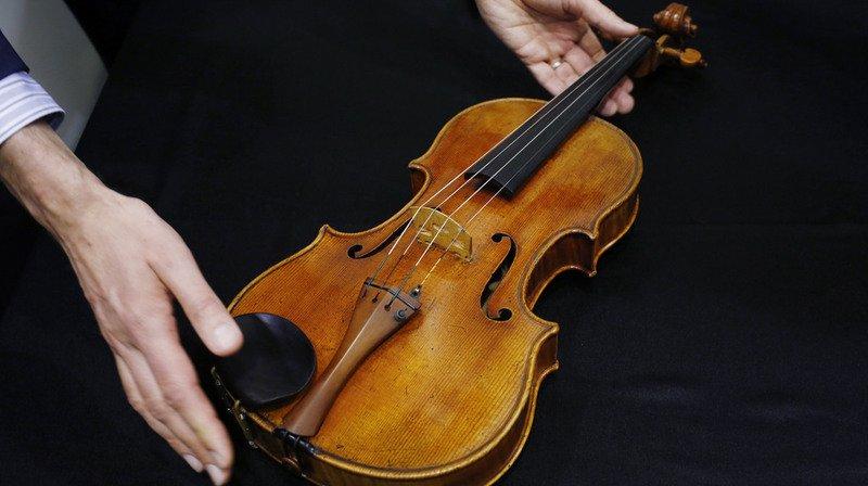 Une ville italienne réduite au silence à cause de Stradivarius