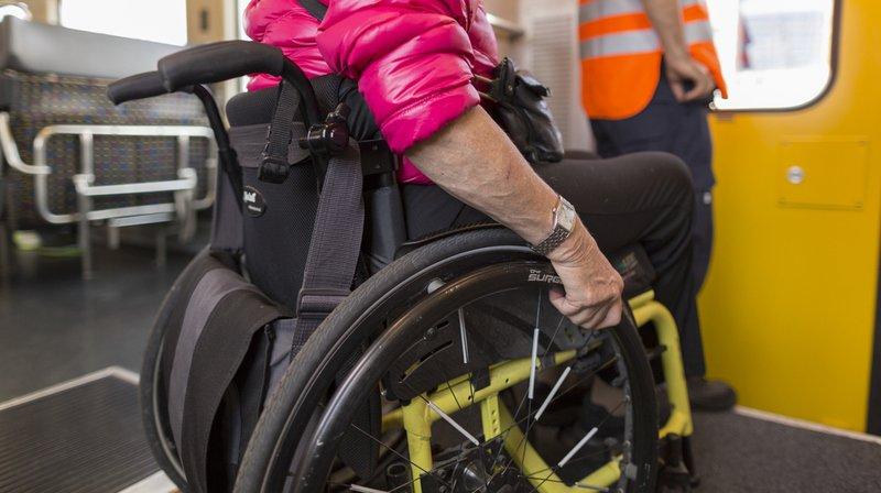 Les handicapés recourent au TF contre les nouveaux trains CFF