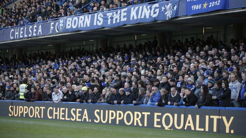 Football: un supporter de Chelsea interdit de stade trois ans pour homophobie