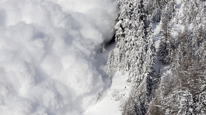 Vaud: un homme perd la vie dans une avalanche au-dessus de Château-d'Oex
