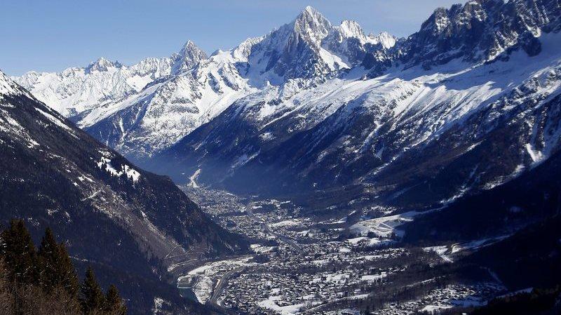 France: la vallée de l'Arve qui mène au Mont-Blanc a été placée sous alerte pollution aux particules fines