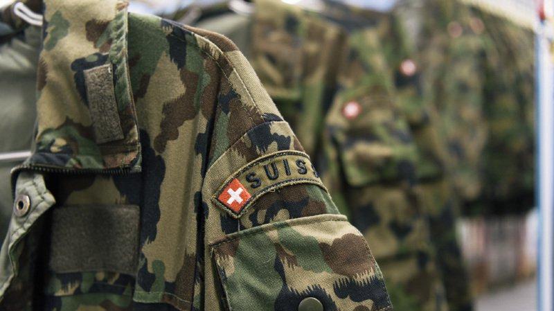 Armée: près de 11'200 nouvelles recrues entament lundi leur service militaire