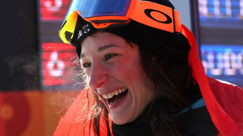 Ski Freestyle: la Genevoise Sarah Höfflin remporte le slopestyle à Font Romeu (F), la Grisonne Giulia Tanno 3e
