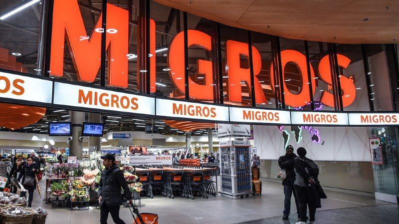 Migros a étoffé ses revenus de 1,3% à 28,4 milliards en 2018. (illustration)