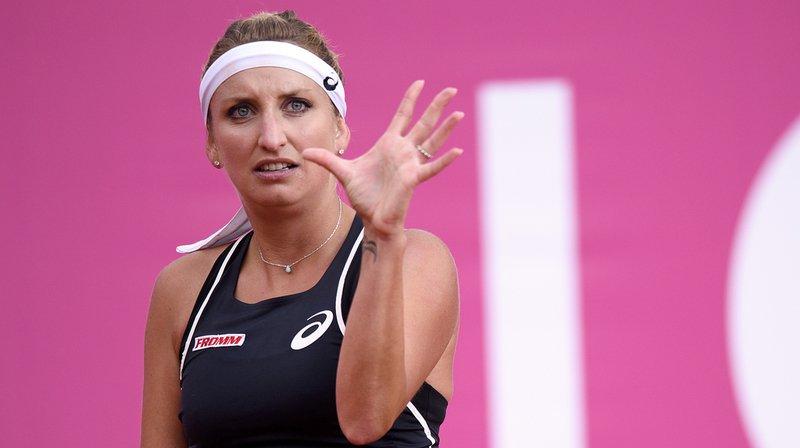 Tennis - Shenzhen Open: Timea Bacsinszky s'incline face à Maria Sharapova
