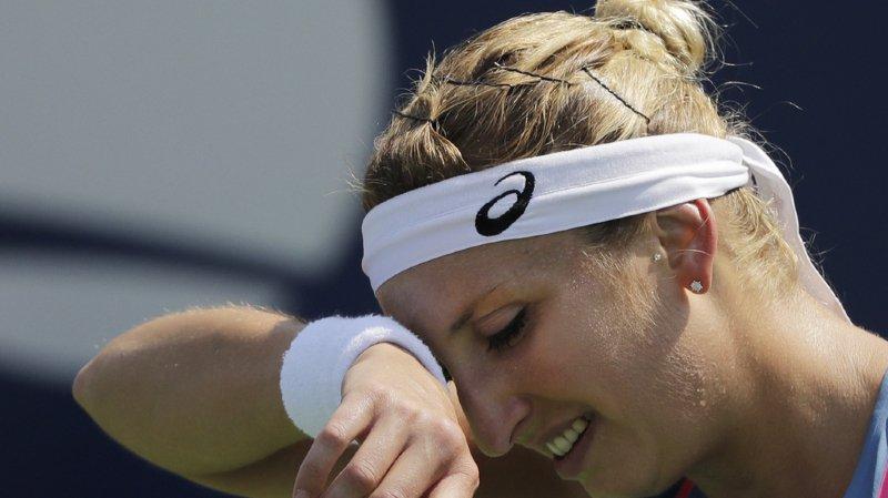 Timea Bacsinszky mérite mieux que son 192e rang à la WTA (archives).