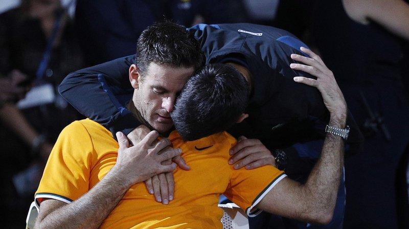 Tennis: Juan Martin Del Potro ne participera pas à l'Open d'Australie