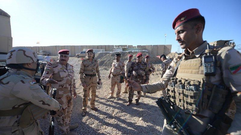 Moyen Orient: l'Irak pourrait intervenir en Syrie après le retrait américain