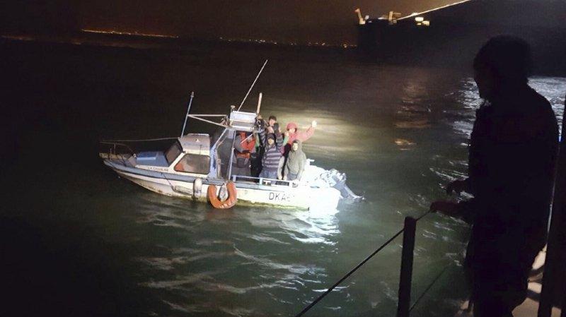 Migration: collaboration franco-anglaise pour lutter contre les traversées clandestines de la Manche