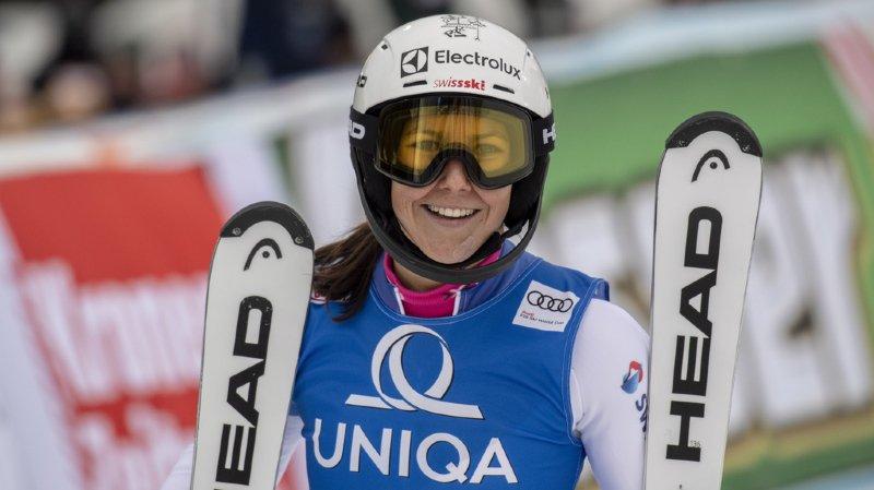 Ski alpin: Wendy Holdener et Ramon Zenhäusern terminent 3es du slalom parallèle du City Event d'Oslo