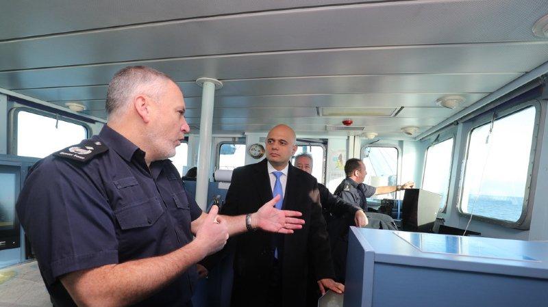 Le Ministre de l'intérieur britannique Sajid Javid veut avant tout éviter d'autres morts dans la Manche.