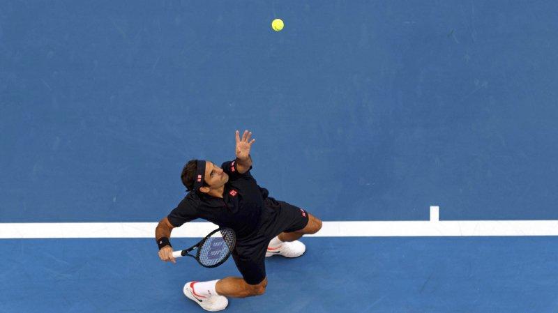 Tennis - Hopman Cup: Federer bat le Grec Tsitsipas et envoie la Suisse en finale