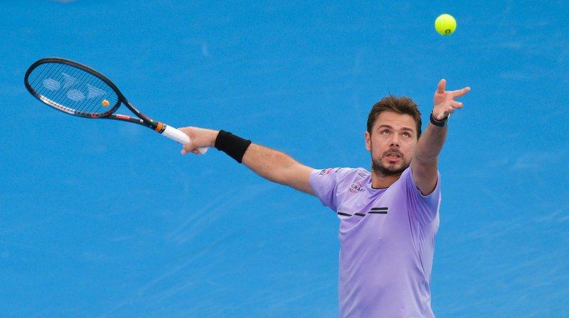 Tennis: Stan Wawrinka sorti par Roberto Bautista-Agut en quarts de finale du tournoi de Doha