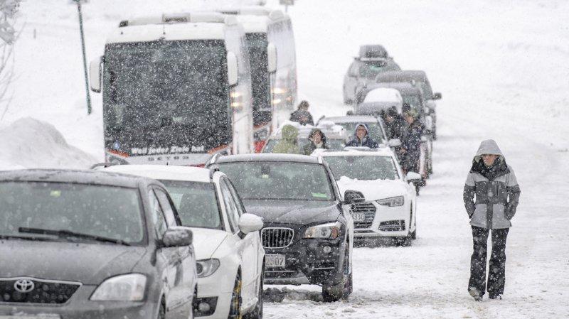 Autriche: les forts cumuls de neige ont fait 5 morts et 2 disparus