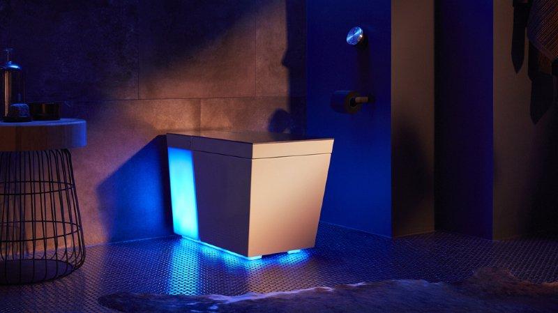 CES 2019: des toilettes connectées au robot à pain, cinq produits insolites présentés à Las Vegas