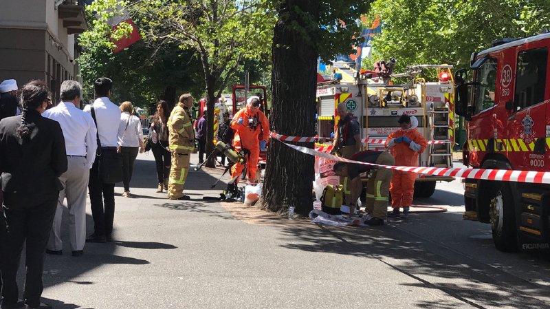 Australie: paquet suspect envoyé au consulat de Suisse à Melbourne
