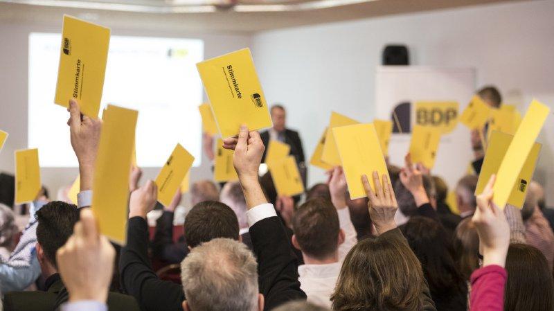 Assemblée des délégués: le PBD formule ses recommandations de vote
