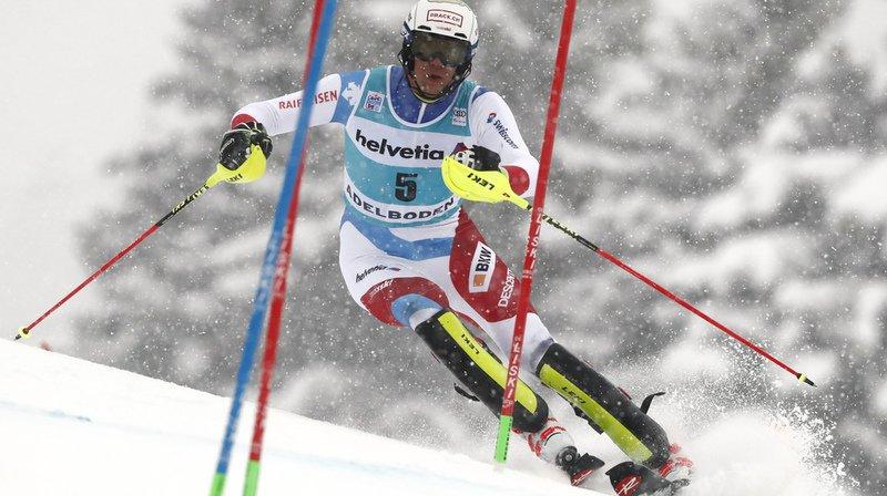 Ski alpin: doublé d'Hirscher à Adelboden, Zenhäusern (5e) et Yule (8e) ratent le podium du slalom