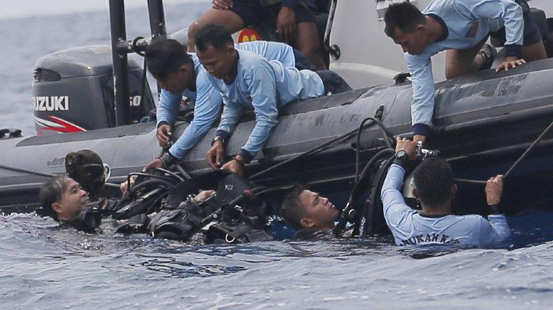 Crash en Indonésie: la deuxième boîte noire du vol Lion Air retrouvée