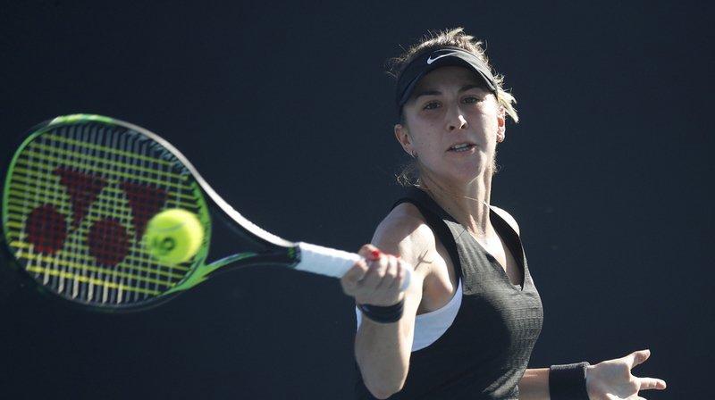 Tennis – Open d'Australie: Belinda Bencic et Henri Laaksonen souffrent, mais passent le 1er tour