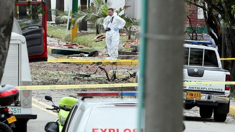 L'explosion est survenue à l'issue d'une cérémonie de promotion de jeunes officiers.