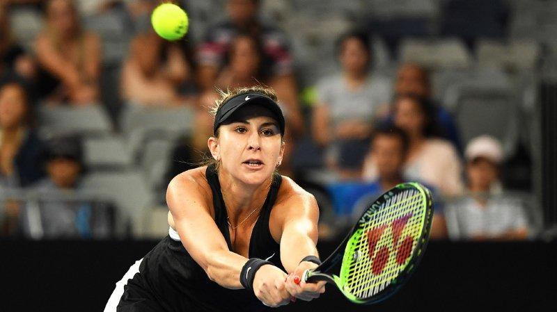 Tennis - Open d'Australie: Belinda Bencic n'a rien pu faire face à Petra Kvitová
