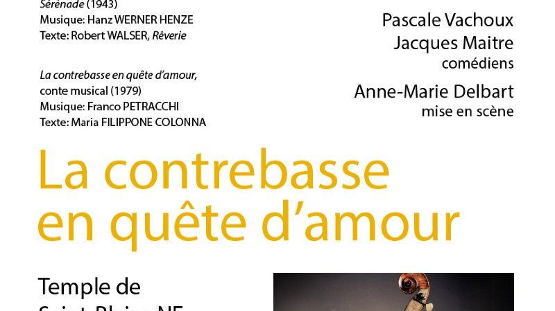 Saison Musique au choeur, concert 2