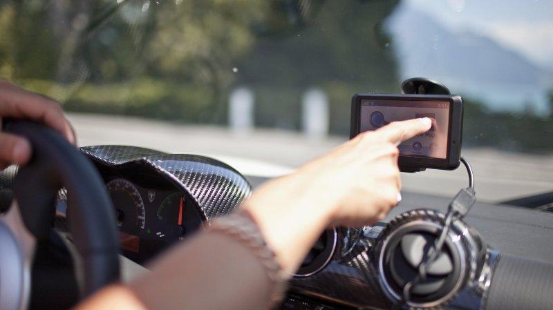 Trois mois de retrait de permis car son GPS donnait une fausse limitation de vitesse