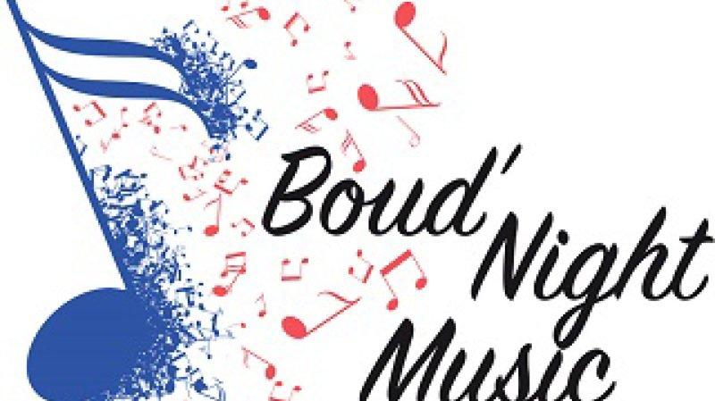 Boud'Night Music - blues-rock, swing années 30-40