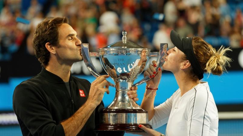 Roger Federer est toujours le maître en Australie