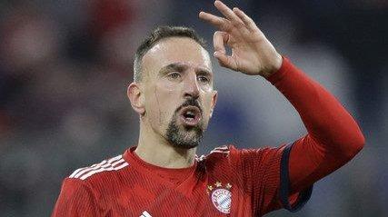 Franck Ribéry mange cher et dérape