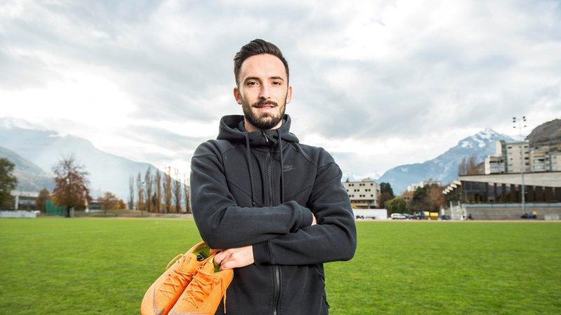 L'ancien joueur de Xamax FCSétait sans club.