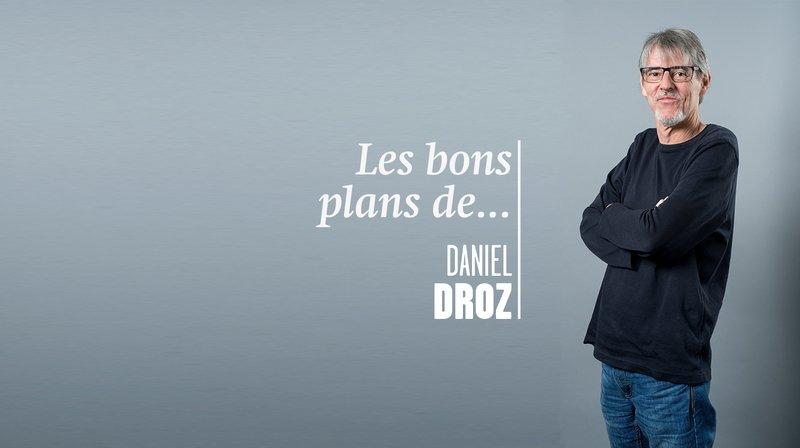 De pop, de peinture, de polar… les bons plans de Daniel Droz