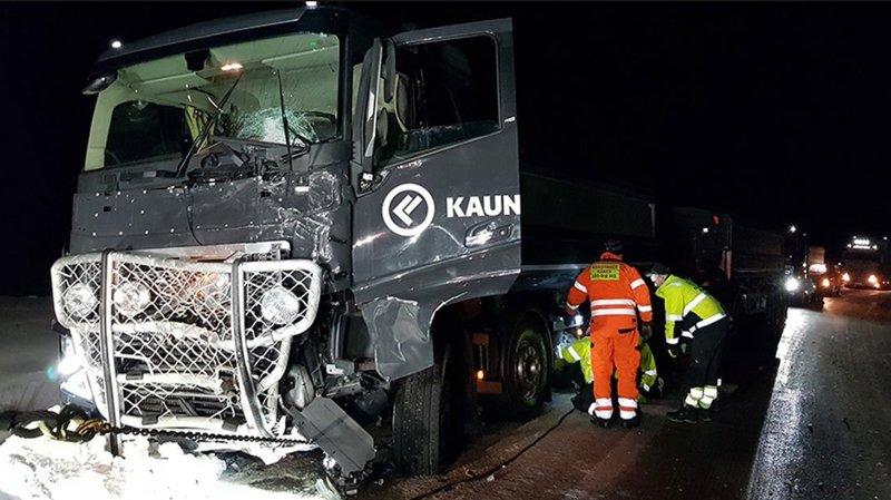 Six jeunes Suisses tués dans un accident de la route en Suède, un septième blessé