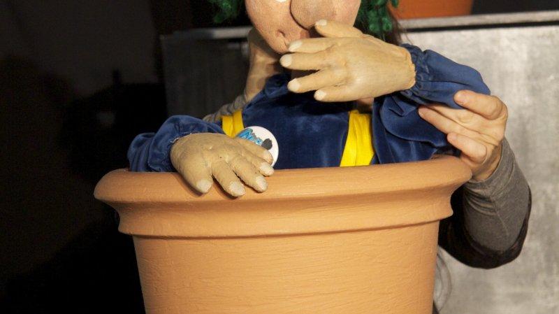 Nimo, le jardinier magicien
