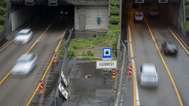 Du côté de Zurich, des travaux pour un troisième tube sont déjà en cours pour le tunnel de Gubrist.