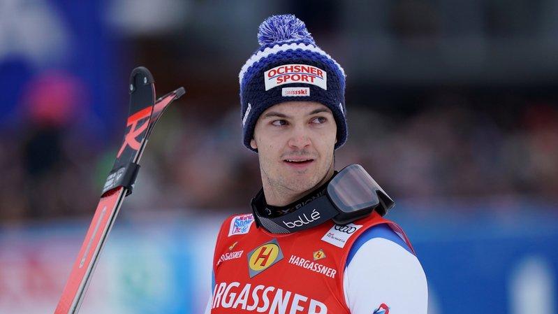 Ski alpin: pour les Autrichiens, Loïc Meillard peut devenir la star de demain