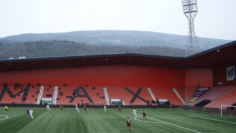 Les Neuchâtelois disputaient leur premier match de l'année.