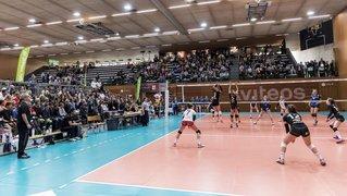 Le Final Four des jeunes volleyeurs à Neuchâtel jusqu'en 2022