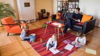 Les jeunes pères seront mieux lotis à l'Etat de Neuchâtel