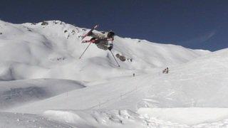 Ski freestyle: les JOJ2020 dans le viseur de Fantin Ciompi