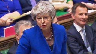 Brexit: la motion de censure contre Theresa May rejetée par 325 voix contre 306
