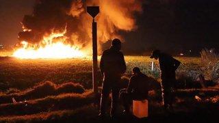 Mexique: le bilan de l'explosion de l'oléoduc grimpe à 85 morts et 58 blessés