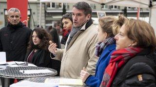 Elections fédérales: le PS veut briser la majorité de droite au Parlement